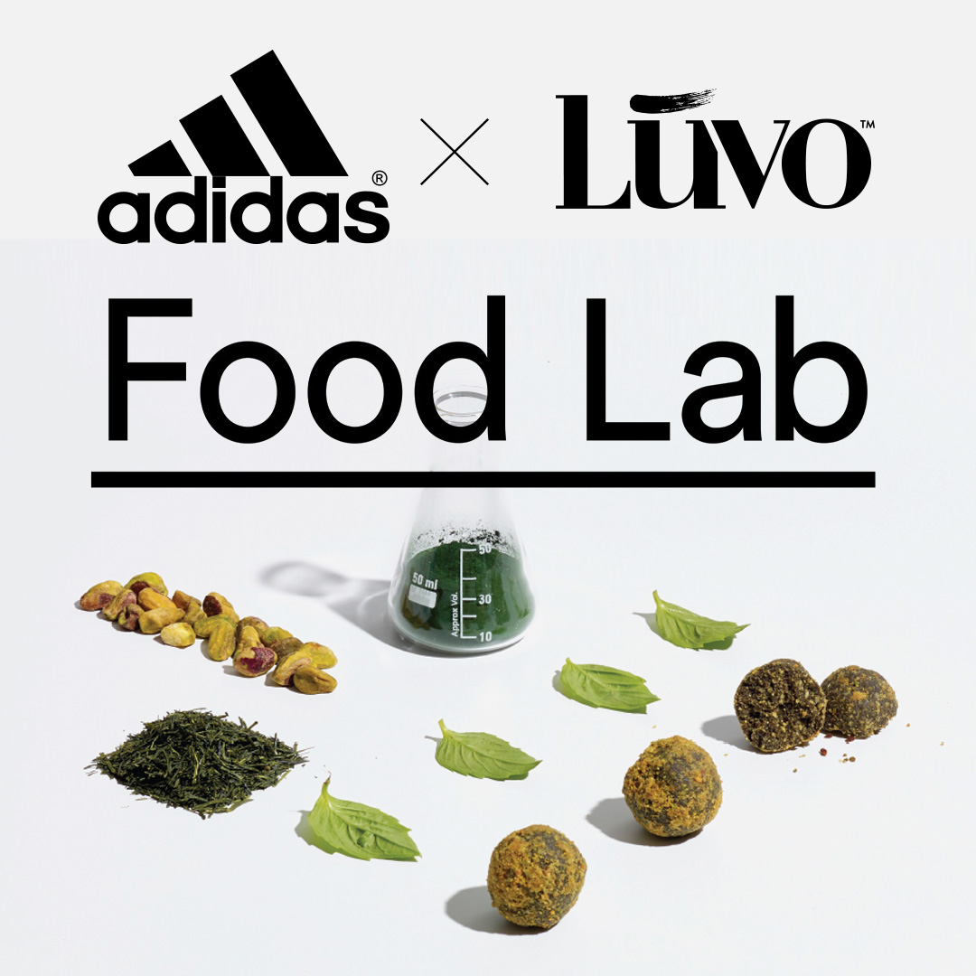 Adidas Food Lab